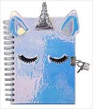 Super Shiny Unicorn Diary