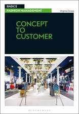 Basics Fashion Management 01: Concept to Customer
