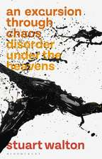 An Excursion through Chaos: Disorder under the Heavens