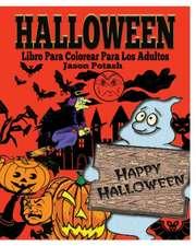 Halloween Libro Para Colorear Para Los Adultos