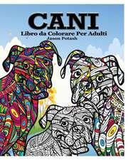 Cani Libro Da Colorare Per Adulti