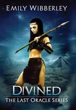 Divined (the Last Oracle, Book 3)