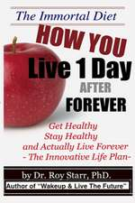 How You Live 1 Day After Forever