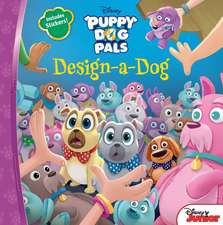 Puppy Dog Pals Design-A-Dog