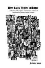 100+ Black Women in Horror