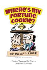 Where's My Fortune Cookie?