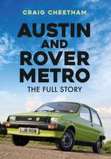 Austin and Rover Metro