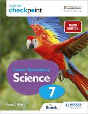 Cambridge Checkpoint Lower Secondary Science Student's Book 7
