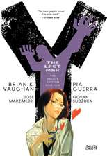 Y the Last Man Deluxe Edition Book Four:  Angel in the Dark