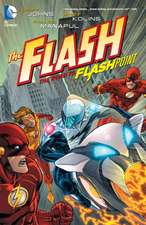 The Road to Flashpoint:  The Black Ring, Volume Two