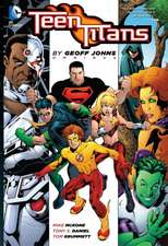 Teen Titans by Geoff Johns Omnibus:  Reign of Doomsday