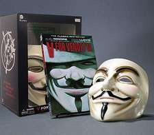 V for Vendetta Deluxe Collector Set [With Mask]:  Jose Luis Garcia-Lopez