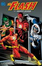 The Flash, Book One:  Secret Identity