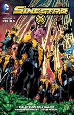 Sinestro, Volume 3:  Rising