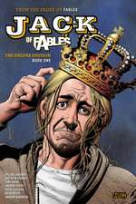 Jack of Fables Deluxe Book 1