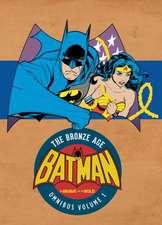 Batman:  The Brave & the Bold Bronze Age Omnibus