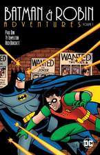 Batman And Robin Adventures Vol 1