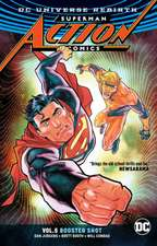 Superman Action Comics Volume 5: Rebirth