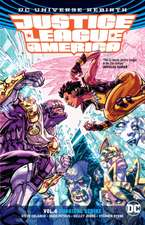 Justice League of America Volume 4