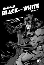 Batman: Black and White Omnibus