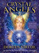Crystal Archangel Oracle Cards