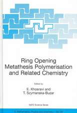 Ring Opening Metathesis Polymerisation and Related Chemistry: State of the Art and Visions for the New Century