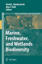 Marine, Freshwater, and Wetlands Biodiversity Conservation