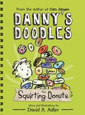 Danny's Doodles:  The Squirting Donuts