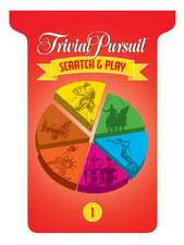 Trivial Pursuit Scratch & Play #1