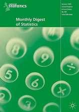 Monthly Digest of Statistics Vol 720 December 2005