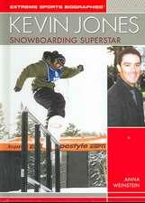 Kevin Jones:  Snowboarding Superstar