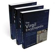 The Virgil Encyclopedia: 3 Volume Set