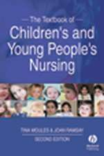 The Textbook of Children′s and Young People′s Nursing