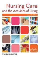 Nursing Care and the Activities of Living