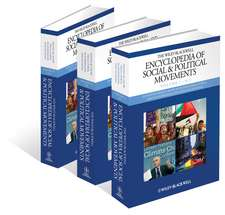 The Wiley–Blackwell Encyclopedia of Social and Political Movements