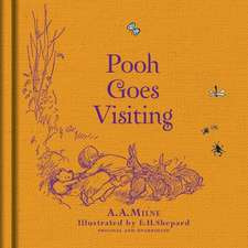 Milne, A: Winnie-the-Pooh: Pooh Goes Visiting