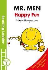 Mr Men: Happy Fun