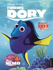 Disney: Finding Dory Annual 2017
