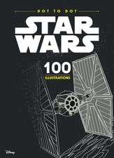 Star Wars Dot to Dot