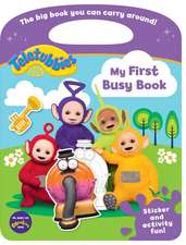 Teletubbies: My First Busy Book