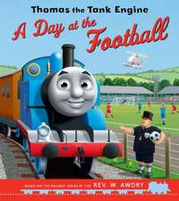 Thomas the Tank Engine: A Day at the Football