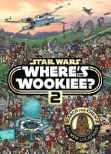 Star Wars: Where's the Wookiee 2