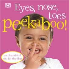 Eyes, Nose, Toes Peekaboo!