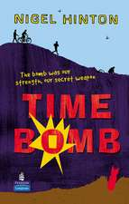 Time Bomb hardcover educational edition