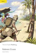 Robinson Crusoe, Level 2, Penguin Readers:  An Epic of Old Mali