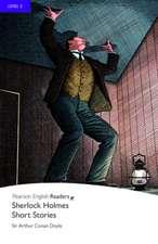 Sherlock Holmes Short Stories, Level 5, Penguin Readers:  Achieving the Minimum Core