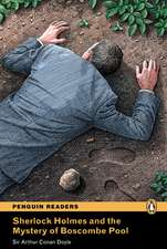 Sherlock Holmes and the Mystery of the Boscombe Pool, Level 3, Penguin Readers:  Coursebook