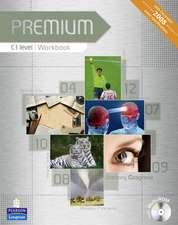 Premium C1 Level Workbook without Key/Multi-Rom Pack
