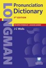 Longman Pronunciation Dictionary, Paper [With CDROM]:  Coursebook