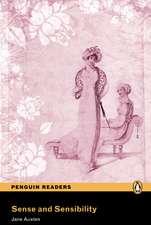 Sense and Sensibility, Level 3, Penguin Readers:  Curse of the Black Pearl, Level 2, Penguin Readers